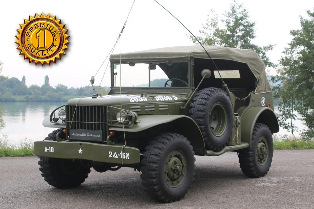 dodge wc 56 4x4 command car 1942. Black Bedroom Furniture Sets. Home Design Ideas